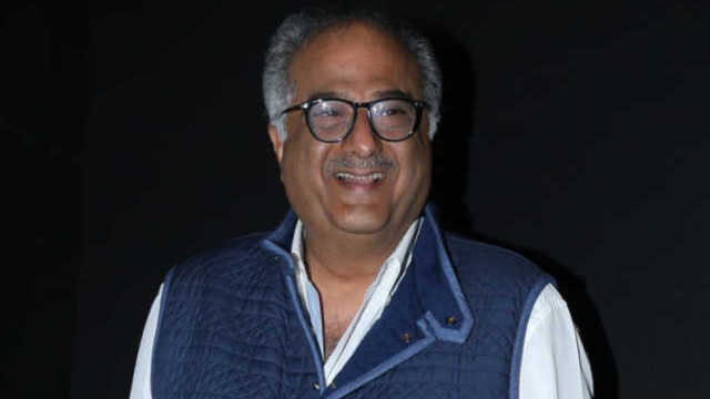 Boney Kapoor's domestic staff members recover from COVID-19, test negative