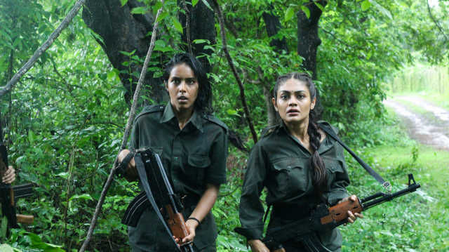 Rajeev Khandelwal faces the challenge of shooting in a jungle in the monsoon for Naxalbari 174728
