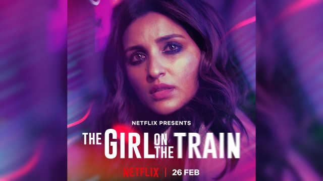 'The Girl On The Train' teaser shows Parineeti's intense avatar
