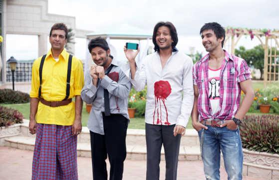 Filming of Total Dhamaal begins