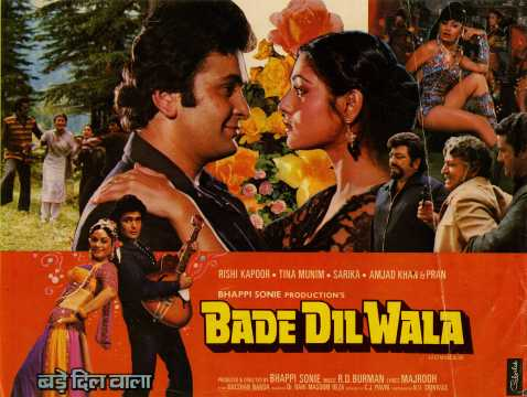 download film the Bade Dilwala movie