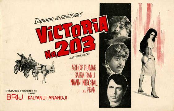 Hindi Movie Victoria No 203 Hai Full Movie Download