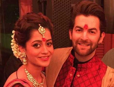 Neil Nitin Mukesh announces arrival of baby with storks