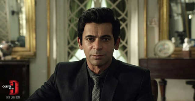 Sunil Grover In Vishal Bhardwaj's Next