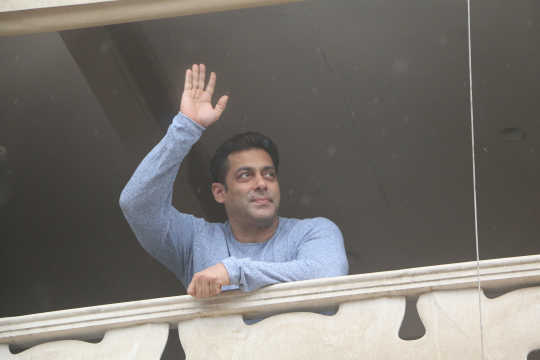 Bollywood Star Salman Khan Gets Five Years In Jail For Poaching